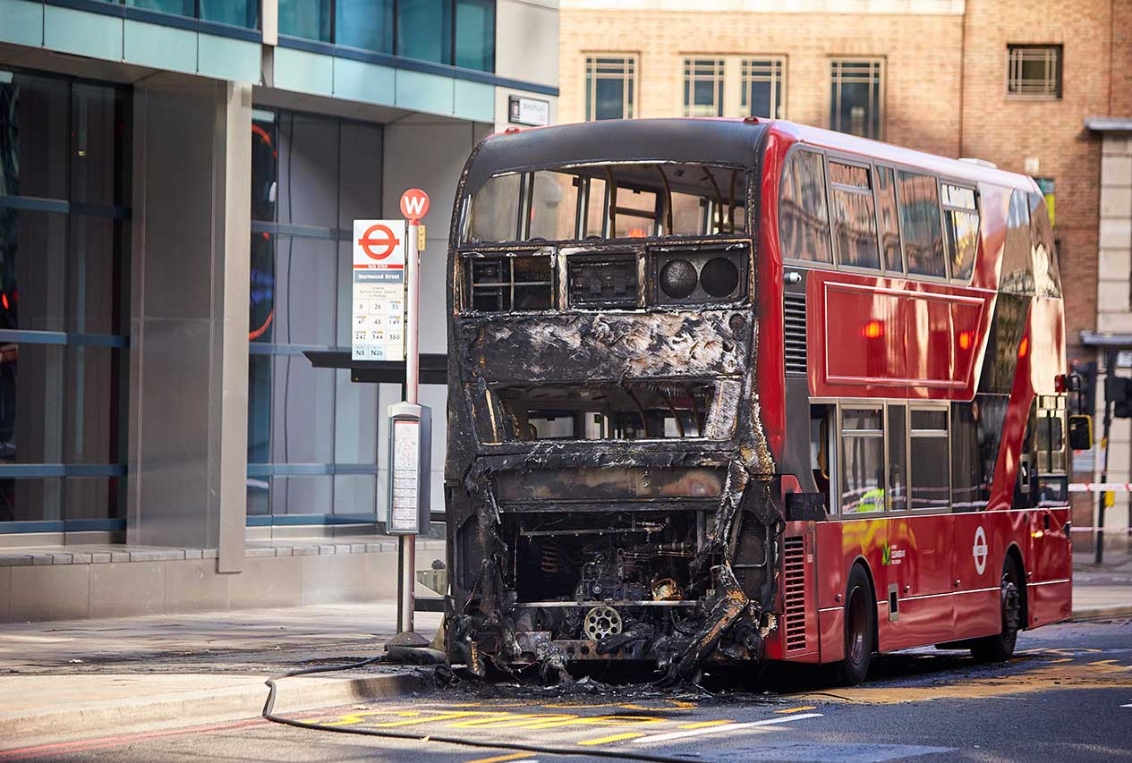 Bus-fire-damage